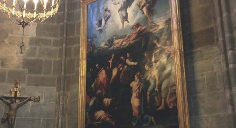 Les dessins de Raphaël pour la transfiguration de Narbonne
