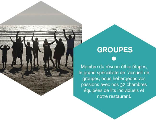 CIS de Narbonne, accueil les groupes